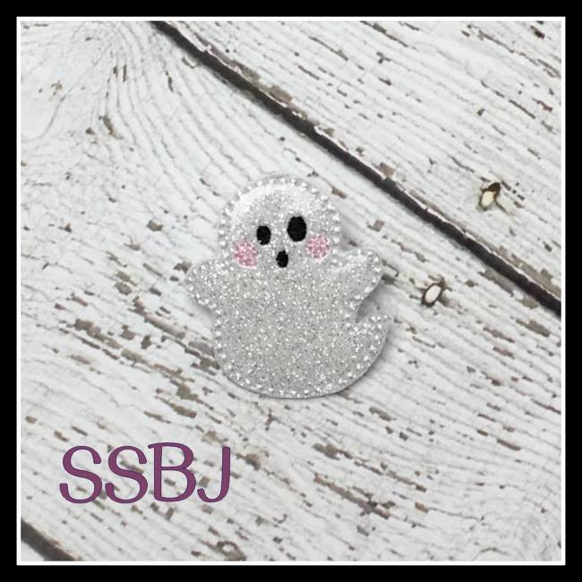 Smiley Hallow Spirits Ghost 2 Embroidery File