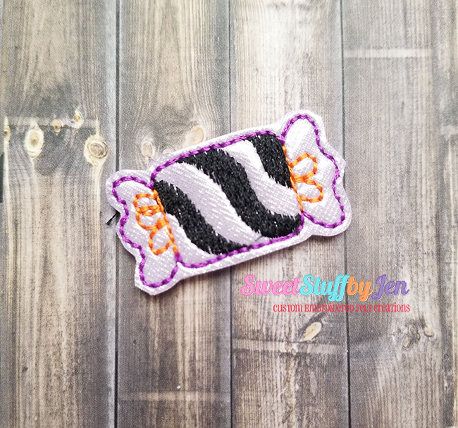 SSBJ Ghouls Candy Embroidery File