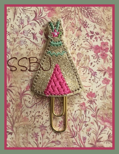 SSBJ Glamping Tent Embroidery File
