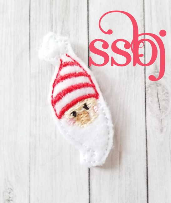 SSBJ Gnome Embroidery File