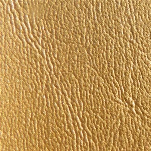Gold Rush Metallic Pearl Marine Vinyl