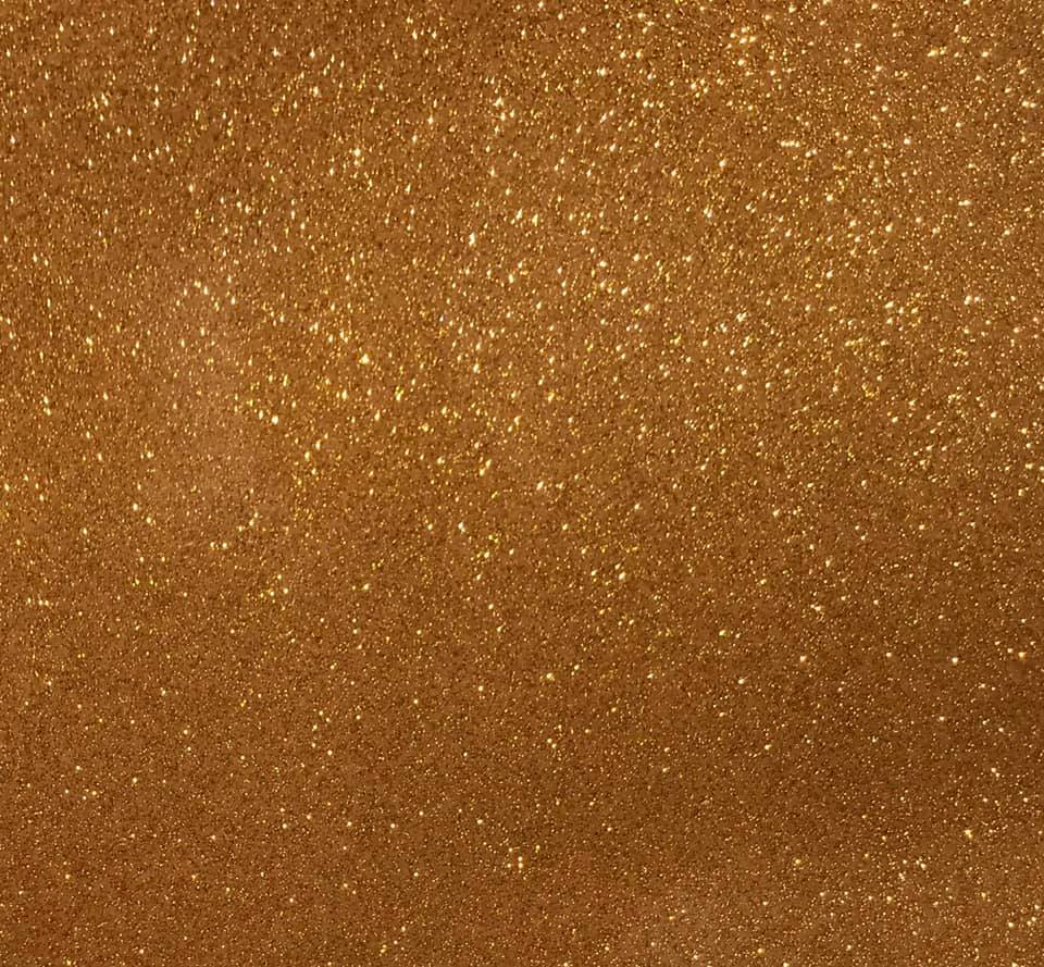 Gold Sparkle Embroidery Vinyl