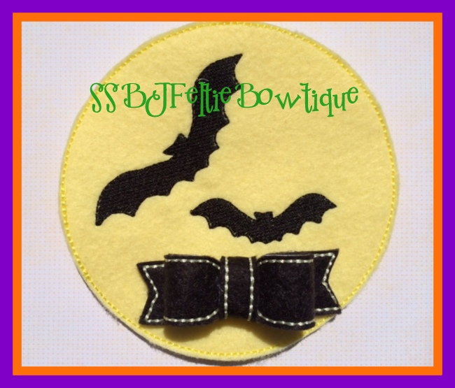 Hallow Moon Embroidery File