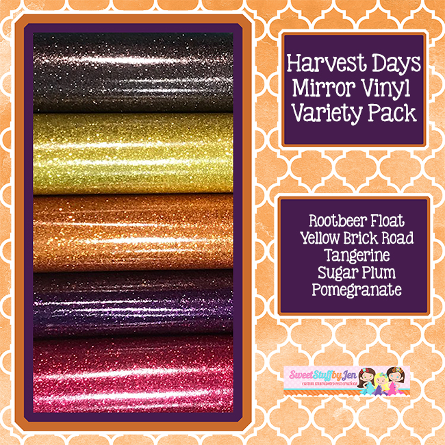 Harvest Days Mirror Vinyl Variety Pack