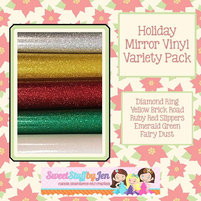 Holiday Mirror Vinyl Variety Pack