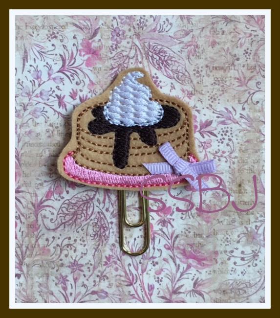 SSBJ Flapjacks 2 Embroidery File