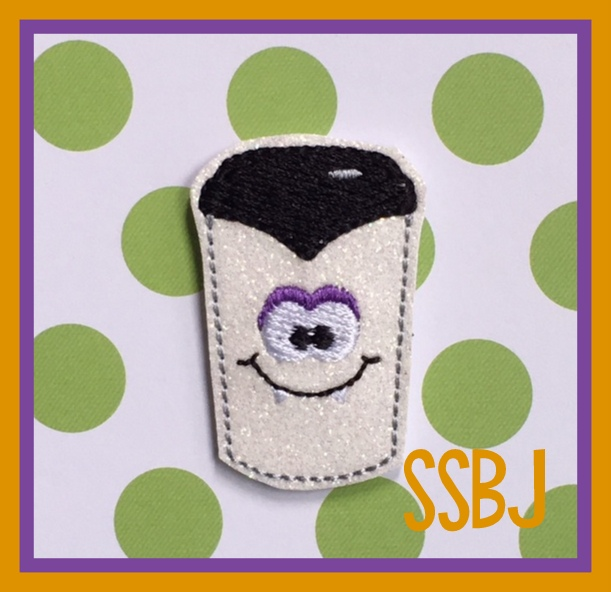SSBJ Drac Latte Embroidery File