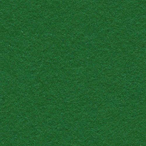 *Hunter Green Wool Blend Felt