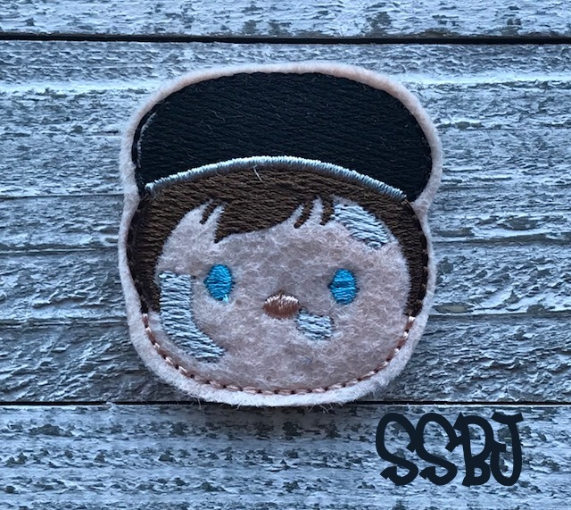 SSBJ Tum Bert Embroidery File