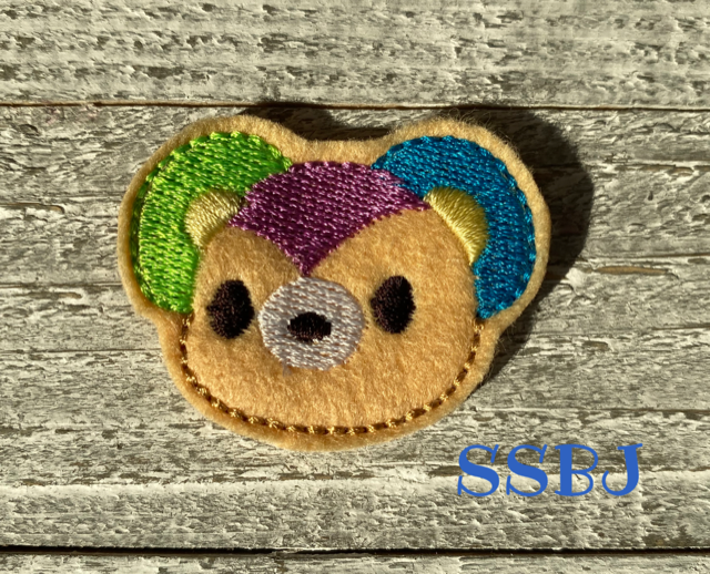 SSBJ Animal Crossing 1 Embroidery File