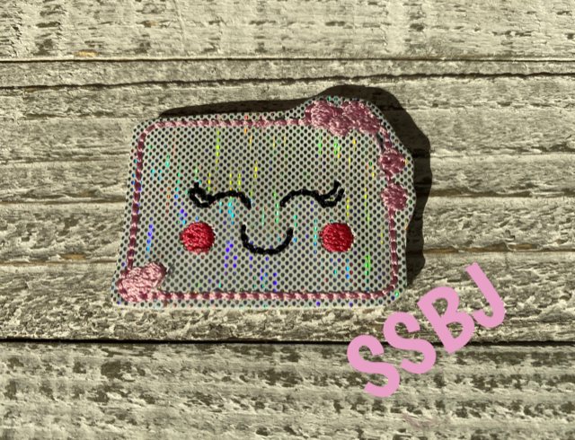 SSBJ Sudsy Soap Embroidery File