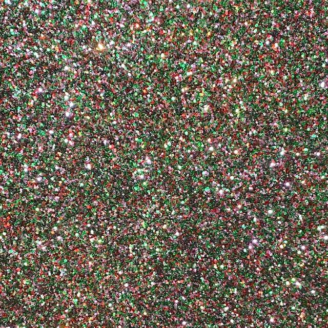 Christmas Present Chunky glitter Vinyl