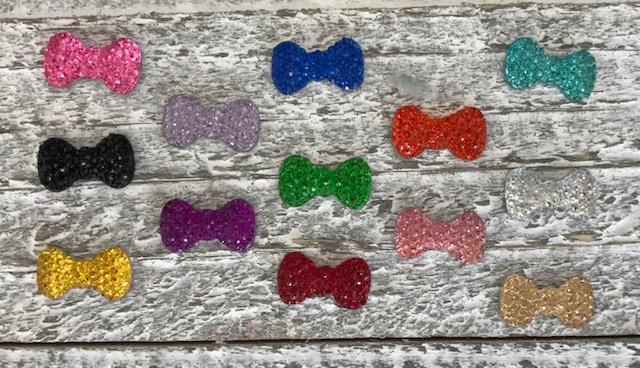 Rhinestone Mini Bows-You pick!!