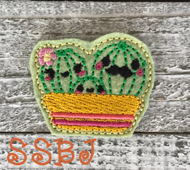 SSBJ Cactus Fam Embroidery File
