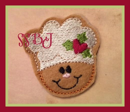 SSBJ Ginger Baker Embroidery File