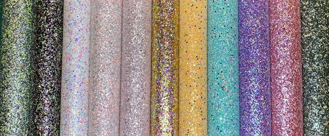 Sprinkle Cakes Chunky Glitter Vinyl