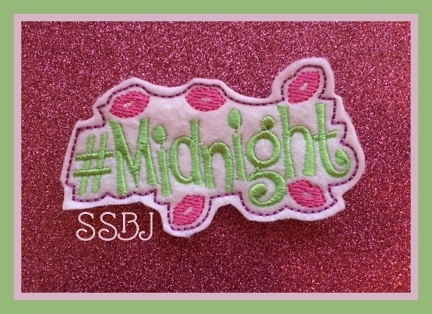 SSBJ Midnight Embroidery File