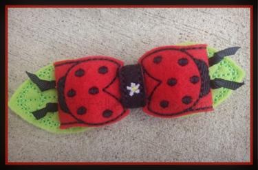 SSBJ LadyBug Bow