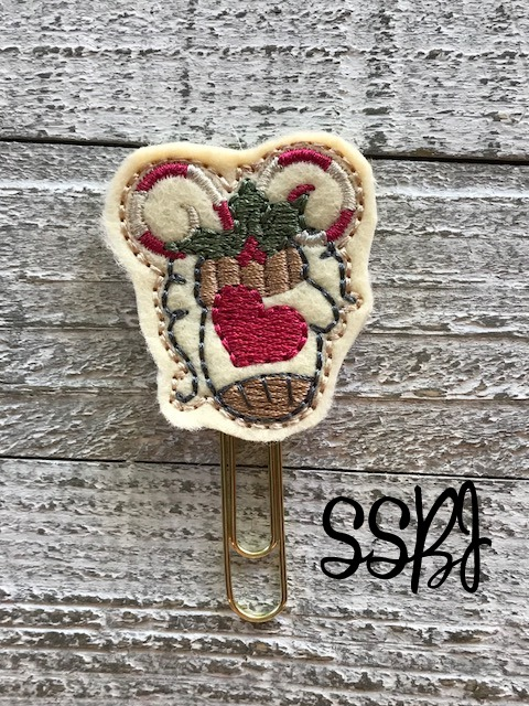 SSBJ Prim Mitten Embroidery File