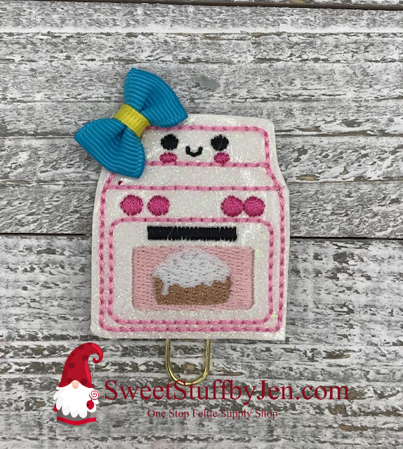 SSBJ Kutie Oven Embroidery File