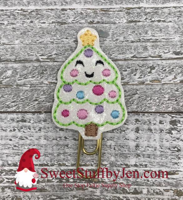 SSBJ Kutie Star Tree Embroidery File