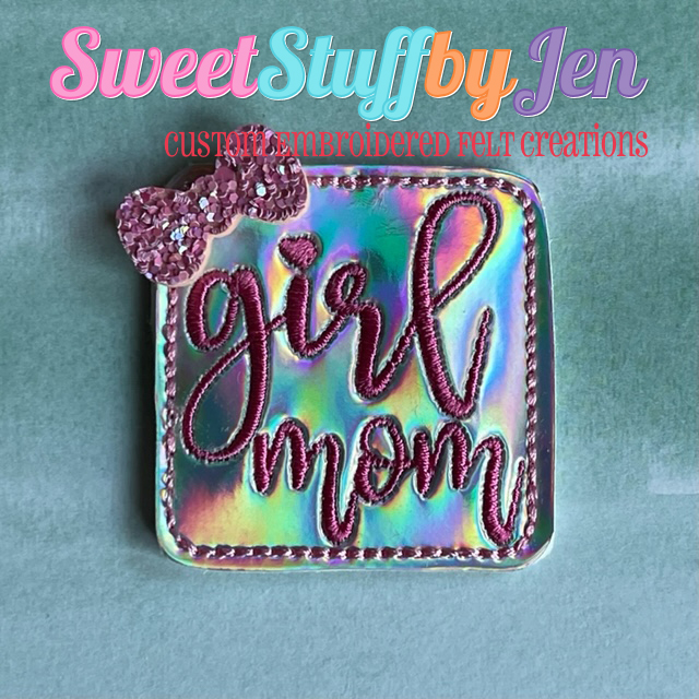 SSBJ LV Latte Embroidery File
