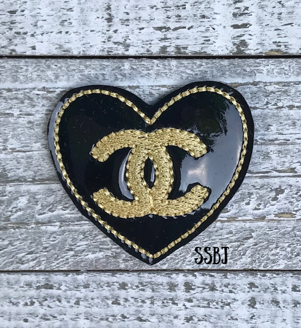 SSBJ C Heart Embroidery File