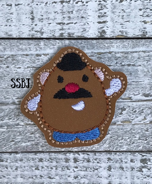 SSBJ Toy Friends Potato Embroidery File