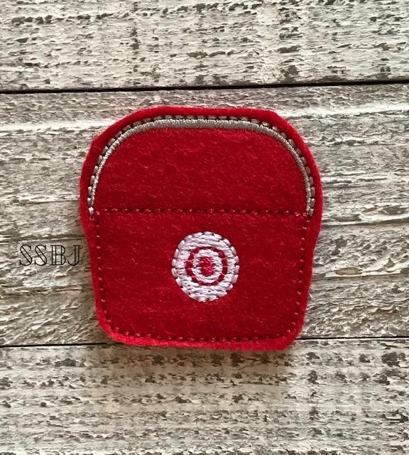 SSBJ Target Basket Embroidery File