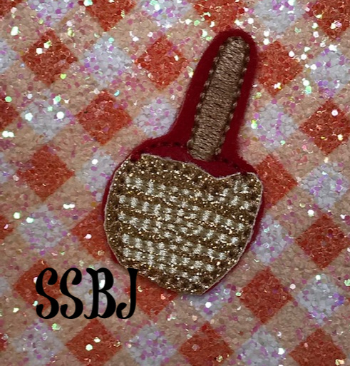 SSBJ Candy Apple Drizzle Embroidery File