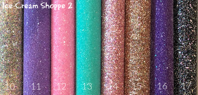 Ice Cream Shoppe 2 Chunky Glitter