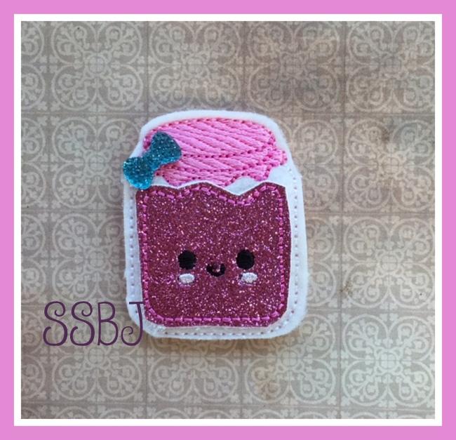 SSBJ Kutie Jar Embroidery File