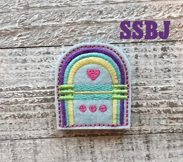 SSBJ Jukebox Embroidery File