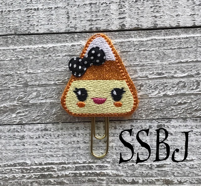 SSBJ Kawaii Kutie Candy Corn Embroidery File