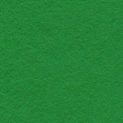 Kelly Green Wool Blend Felt