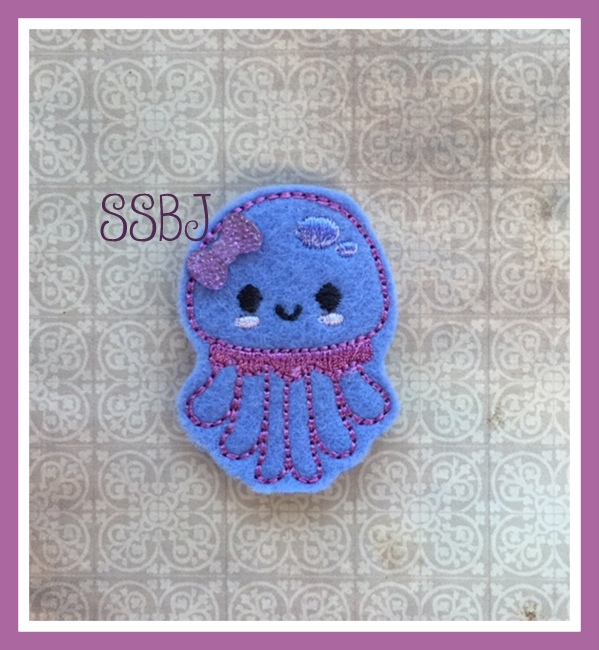 SSBJ Kutie Jelly Embroidery File