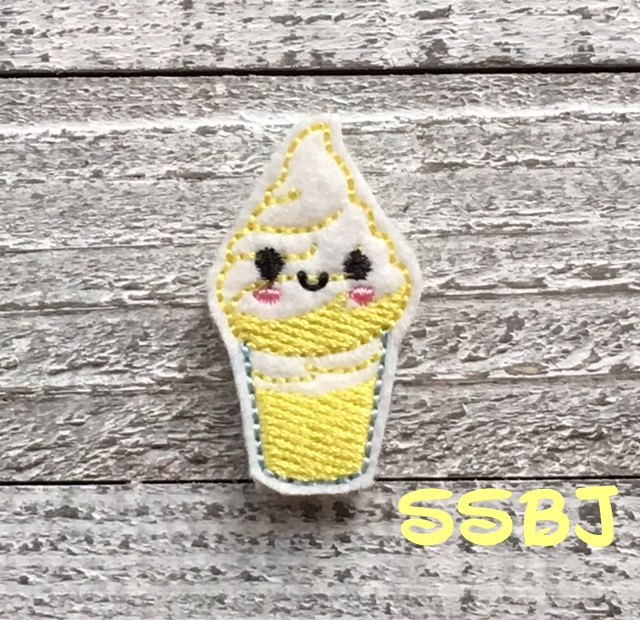 SSBJ Kutie Whip Embroidery File