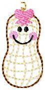 Lil Peanut Embroidery File