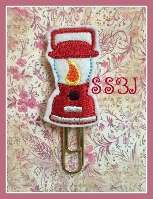 SSBJ Lantern 2 Embroidery File