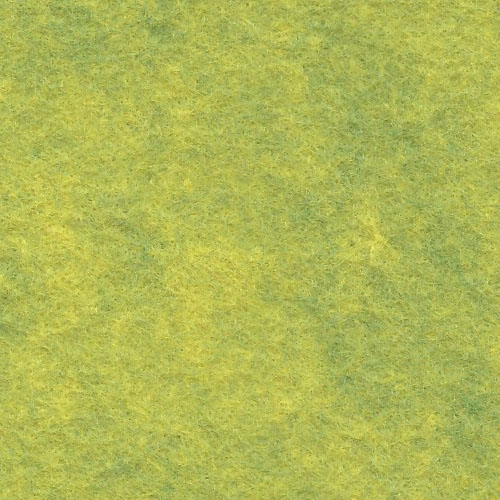 *Lemon Lime Twist Wool Blend Felt