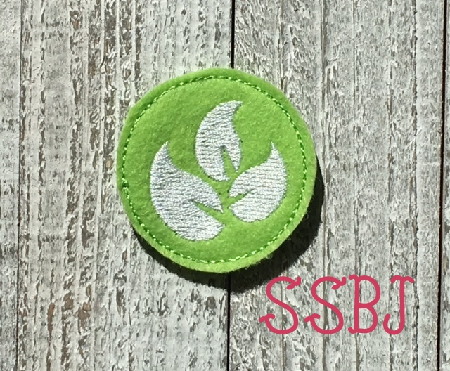 SSBJ Skylander Life Element Embroidery File