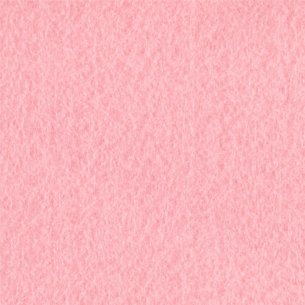 Pink Premium Wool Felt