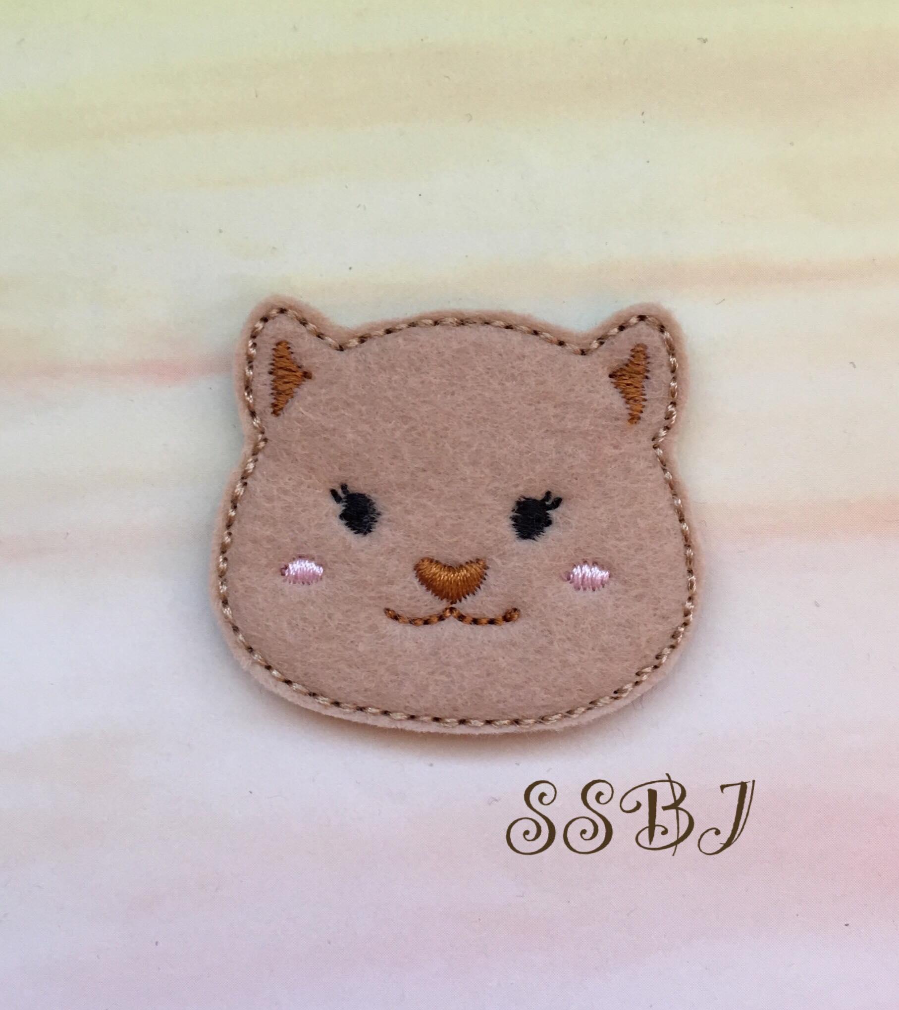 SSBJ Lion Friends Nala Embroidery File