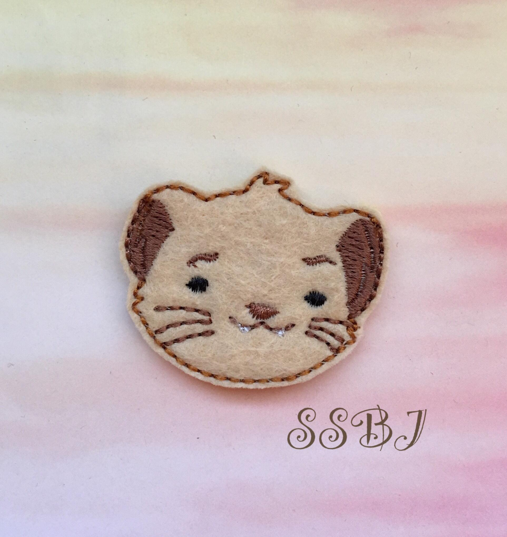 SSBJ Lion Friends Simba Embroidery File