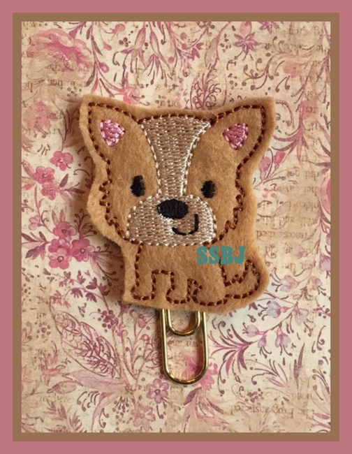 SSBJ Little Chi Embroidery File