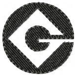 Logo G Minion Embroidery File