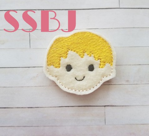 SSBJ Luke Skywalker Embroidery File