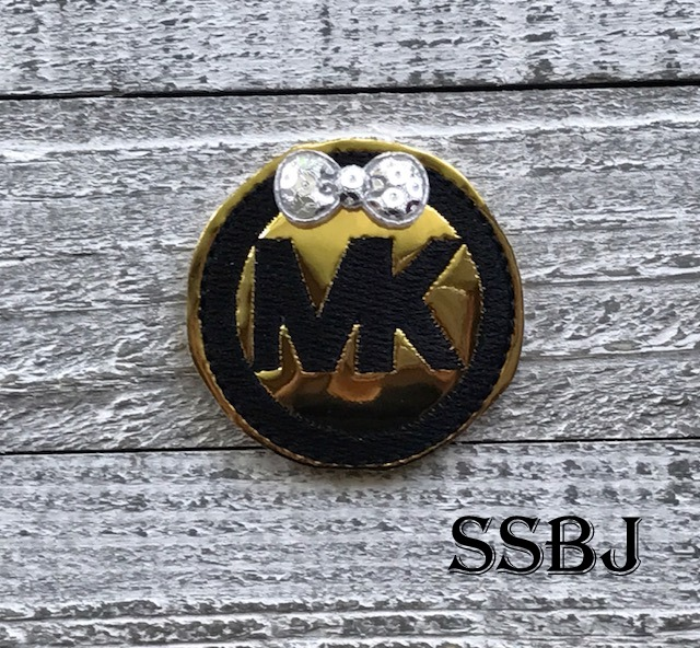 SSBJ MK Embroidery File