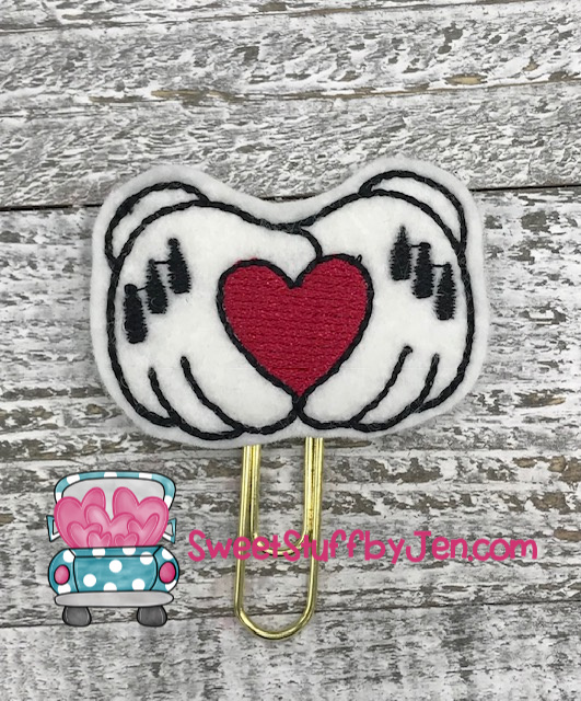 SSBJ MM Love Embroidery File