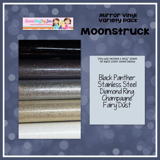 Moonstruck Mirror Vinyl Variety Pack